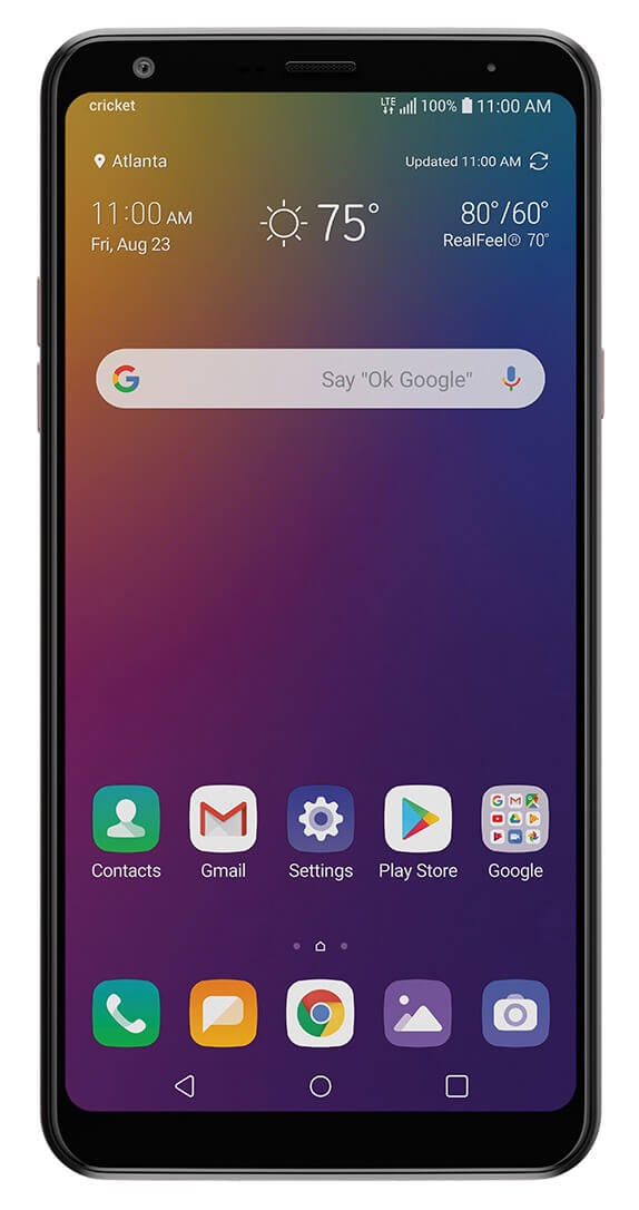 Lg Stylo 5 Blonde Rose Price Specs Deals Cricket