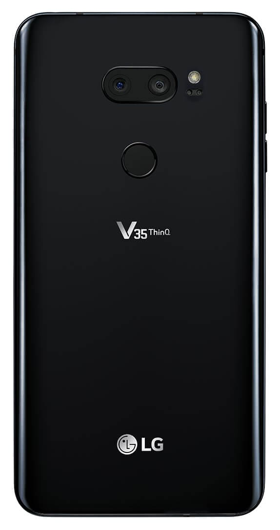 LG V35 ThinQ | Aurora Black | Cell Phone Accessories