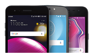 Free Phones | Cricket Wireless