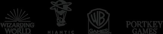 Logotipos de Harry Potter Wizard Unite
