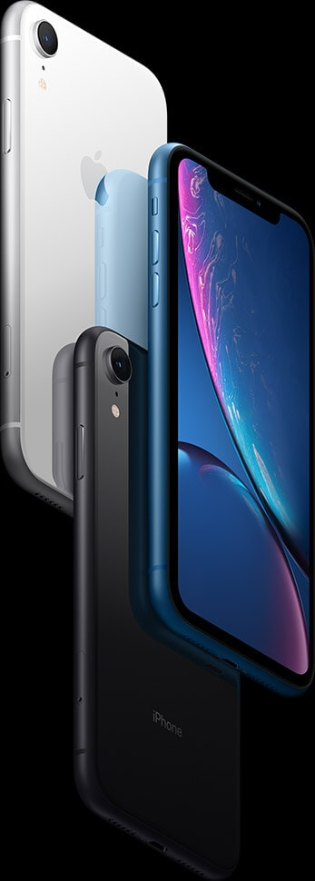 iPhone XR - Liquid Retina