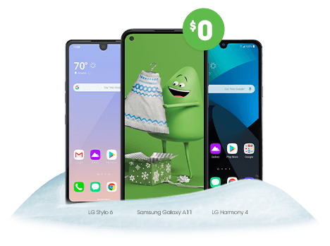 $0 Android Holiday 2020